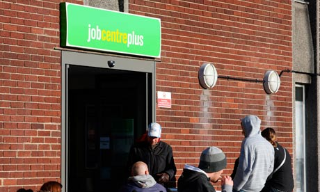 Job Centre Plus, Nottingham