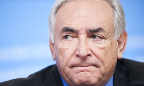 French Socialists shun Dominique Strauss-Kahn after conspiracy claim