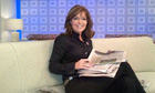 Sarah Palin prepares for her Today show appearance