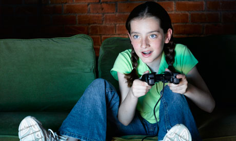 Psychologists have expressed concerns that playing some video games makes ...