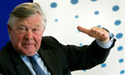 Nicholas Ferguson is to be the new BSkyB chairman after James Murdoch quit