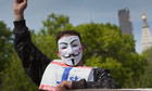 Occupy May Day protest
