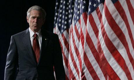 George Bush in 2005