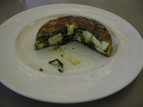 Blanche Vaughan's perfect wild garlic frittata with herbs ...