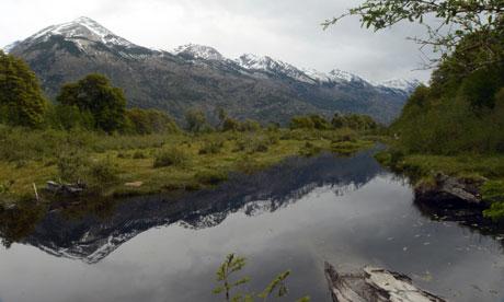River Baker, Patagonia