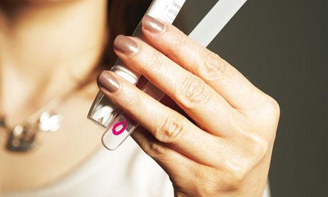 Sali Hughes: nail treatments
