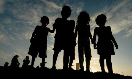 Nicaragua poverty children