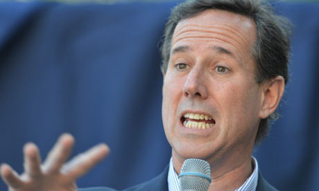 Rick Santorum film flop