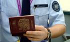 Heathrow passport control delays