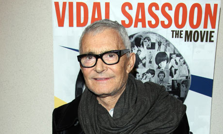 Hairdresser Vidal Sassoon