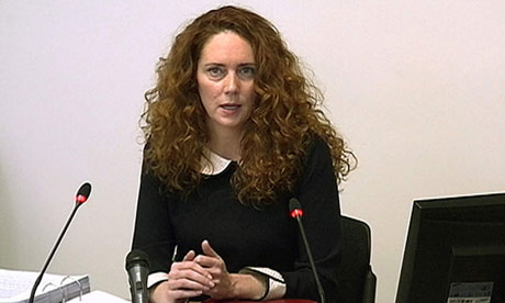 Rebekah Brooks told Leveson inquiry David Cameron texted her twice a week during election campaign