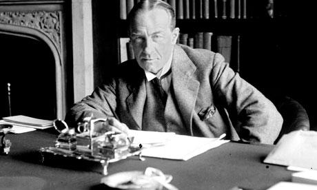 Stanley Baldwin, Conservative leader 1923 to 1937