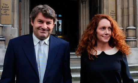Rebekah Brooks turns screw on Jeremy Hunt with 'hacking advice' email  Culture secretary under pressure as email appears to show he asked Murdoch firm's advice on dealing with hacking scandal