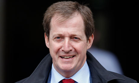 Alastair Campbell appeared before the Leveson inquiry for the second time