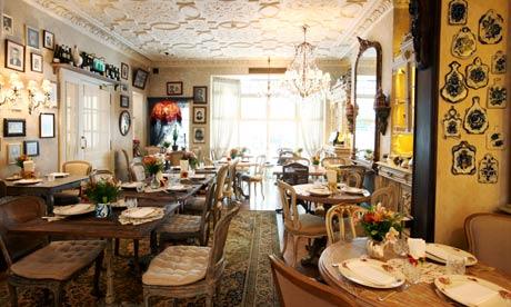 Restaurant Review Mari Vanna London Jay Rayner Life