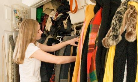 Full wardrobe
