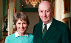duke and duchess of devonshire