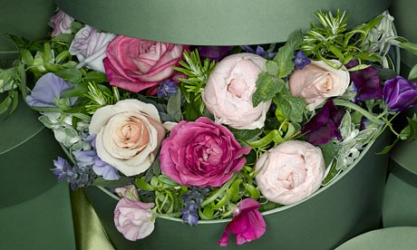 Real Flower Company roses