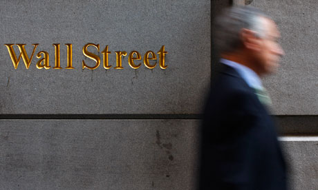 When did Wall street know there was a bubble and that they could game it?' Photograph: Eric Thayer/Reuters/Corbis