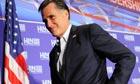 Mitt Romney addresses the Hispanic Leadership Network in Miami