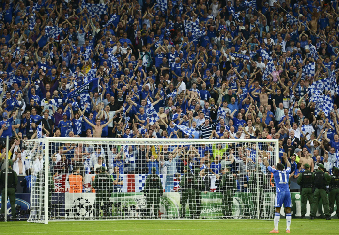 Thanks for the memories, Didier: The Munich farewell to a Chelsea legend