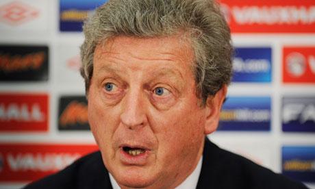 Let's Not Judge Roy Hodgson's