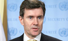 Sir John Sawers, the head of MI6