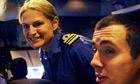 Commander Sarah West