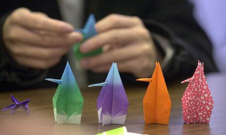 Derek Chung origami