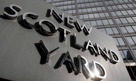 Metropolitan police anti-corruption unit investigated over payments  Detectives from Scotland Yard's anti-corruption unit have allegedly received payments from a firm of private investigators