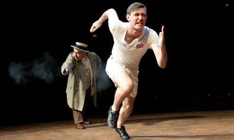 Chariots of Fire – review | Stage | theguardian.