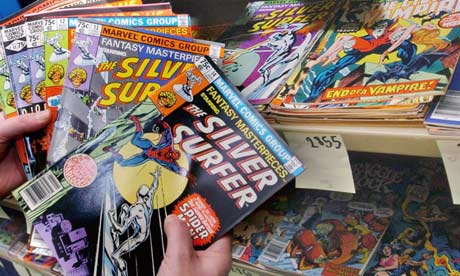 Gay superheroes soar into comic book battle