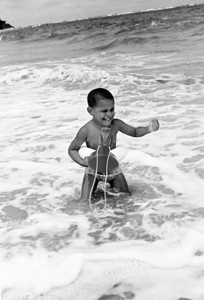 Child Barack Obama We called him Barry: O...