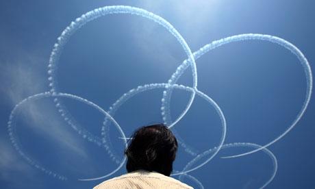 Circles in the air