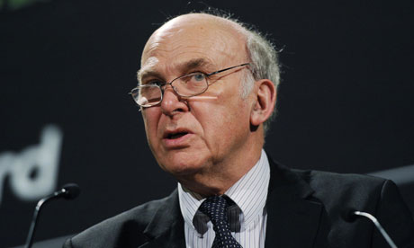Vince Cable 6/3/12