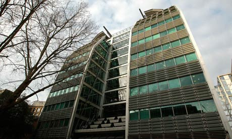 Lloyds Banking Group headquarters