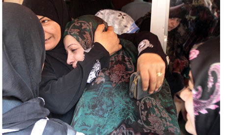 Syrian Kidnappers Release Lebanese Hostage