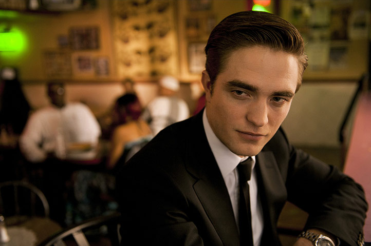 The Wet Look Robert Pattinson in Cosmopolis. Difficulty rating: 2/5.