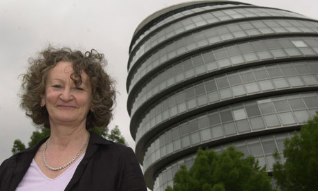 Green London assembly member Jenny Jones at City Hall