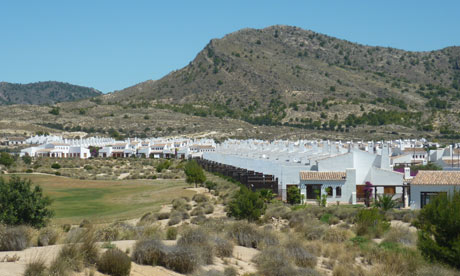 Murcia housing resort