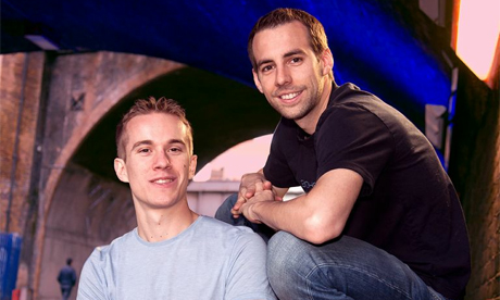 Jon Reynolds & Dr Ben Medlock | Young Entrepreneurs