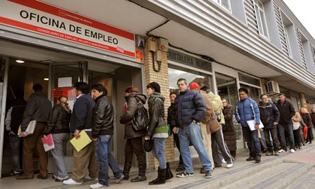 Spain looks to Vienna and Berlin for answers to jobs crisis  Spain, Portugal and Greece face a 'lost generation' of jobless youth while Austria and Germany enjoy near-full employment
