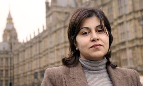 If Lady Warsi is hounded out, it will be a loss to British politics