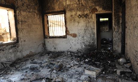Houla massacre Síria
