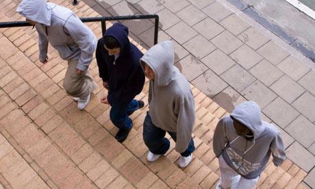 Hoodie teenagers