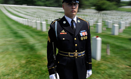 arlington memorial day