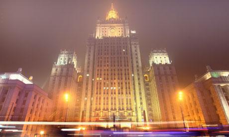 Майкл Макфол, посол США в Москве, стал жертвой