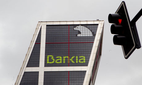 Bankia's Madrid HQ