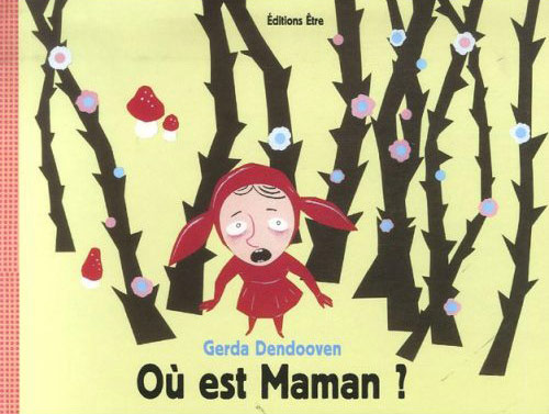 French book jackets: Ou est maman