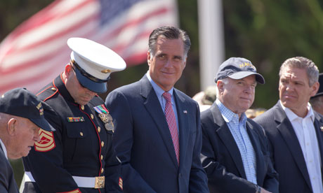 Memorial Day 2012   John  008 Romney and His Record